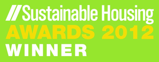 Sustainable Housing Awards 2012 - Winner